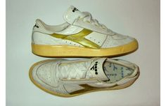 66. Diadora Borg Elite - The 80 Greatest Sneakers of the '80s | Complex UK