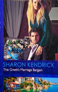#BOOK #REVIEW: The Greek's Marriage Bargain By Sharon Kendrick  #romance #fiction #millsandboon