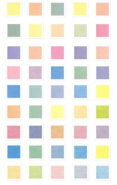 Color Grids x Sol LeWitt
