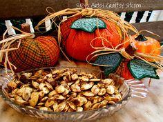 Candied Pumpkins Seeds