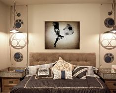 This listing is for one print of a soccer ball getting kicked. This listing is only for the ball kick print, the other soccer image is also available sold separately in my shop. Will make the perfect addition to your space. Please select either photo or canvas as well as the size youd like from the Soccer Decor, Soccer Room, Boys Soccer Bedroom, Preteen Boys Room, Kids Soccer, Boy Room, Soccer Ball, Professional Photo Lab, Teenager