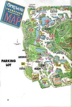 Opryland USA Theme Park in Nashville Tennessee. Buy Concert & Event Tickets!