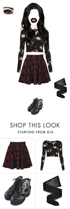 """Untitled #224"" by tori-is-trash ❤ liked on Polyvore featuring Boohoo, Motel, StyleNanda, Wolford and Wet Seal"