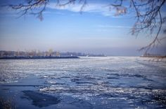 Зима на канале имени Москвы.Россия.(16)