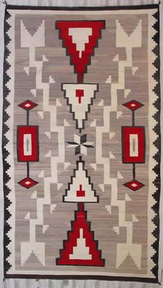 (historic) Navajo Rug