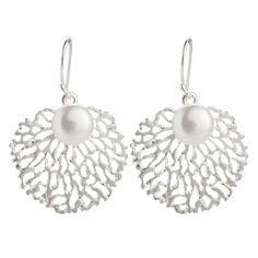 Pendientes Pippa&Jean. #pendientes #piedras #joya #bisuteria #regalo #modamujer #accesorios #mujer #shoponline #moda #oro #plata