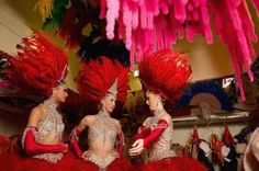 Moulin Rouge Party Decoration Ideas / eHow