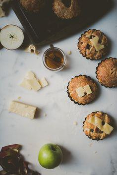 Mini White Cheddar Apple Pie