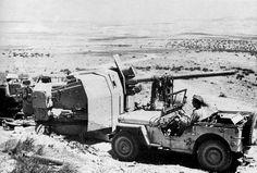 8,8 cm schwere Fliegerabwehrkanone 41/1 in Africa
