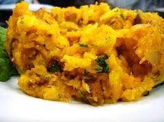 Receta del Majado de yuca - Comida Peruana. Blog gastronómico de César Hinojosa Quiroz
