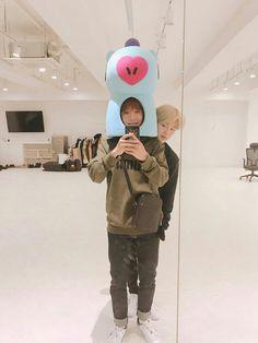 BTS J-Hope & Jimin