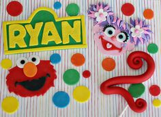 For over more than four decades, Sesame Street has been providing children with education through entertainment and humor. So if your little one is part of a new generation of fans, a Sesame Street-themed party is a great idea for your tot's next birthday. Source: Etsy seller Parker's Flour Patch