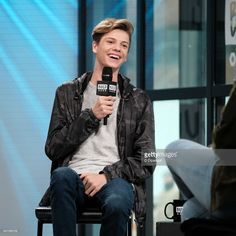 Jace Norman attends the Build Series to discuss 'Henry Danger' at Build Studio on March 3, 2017 in New York City.