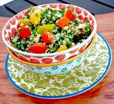 Tabuleh salad #vegan #vegetarian #salad #summer
