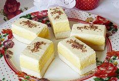 Életmód cikkek : Madártej szelet Cheesecake, Cookies, Food, Cukor, Erika, Crack Crackers, Cheesecakes, Biscuits, Essen