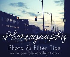 iPhoneography tips