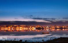 Blue Atmosphere by DanielBoavida. Please Like http://fb.me/go4photos and Follow @go4fotos Thank You. :-)
