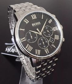 03063bcf75 9 best Hugo Boss Watches images | The Selection, Watch master, Hugo ...