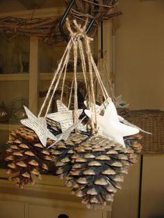 Made by Elin ( Kerst decoratie)