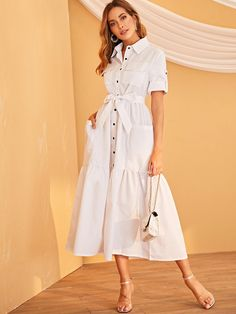 22 Best How to wear: denim dresses images   How to wear