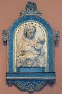 Michelozzo: Virgin and Child (1440)