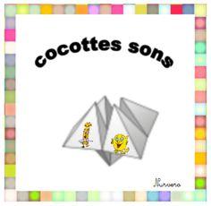 Des cocottes en phono Reading Intervention Strategies, Pecs Communication, Montessori Science, Preschool, 1st Grade Math Worksheets, Scientific Method, Letter Sounds, Activity Games, Teaching Kids
