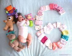 Oradan Buradan Şuradan: Bebeğinizle üçüncü 3 ay (6-9 ay arası)