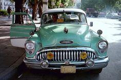 Taxi in Havana, Cuba!