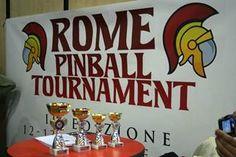 Flipper sportivo: a Enada Roma settima edizione del Rome Pinball Tournament