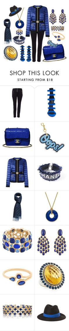 """Cold yet sexy"" by ellenfischerbeauty ❤ liked on Polyvore featuring Versus, Giuseppe Zanotti, Chanel, Anya Hindmarch, Versace, Charter Club, Monet, Aurélie Bidermann, Lagos and Effy Jewelry"