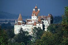Castle Bran - Dracula's Castle in Romania