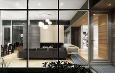 Casa moderna Ocean Park / Campos Leckie Studio, Vancouver, Canada http://www.arquitexs.com/2014/07/arquitectura-contemporanea-casa-Ocean-Park-Campos-Leckie-Studio.html