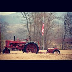 I saw this on my trip to the North Carolina mountains while driving around admiring the beauty of our state. I thought it depicts the simplicity of what being American really is.    photo by Rebecca Parker