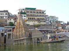 Varanasi , benares , kashi @ India