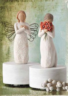 Willow Tree Remembrance Musical Angel