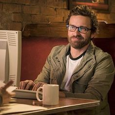 ((I'm switching samandriel out with Chuck)) Hey I'm Chuck Shurley. Prophet of the lord, writer of the Supernatural books and in fact the lord.