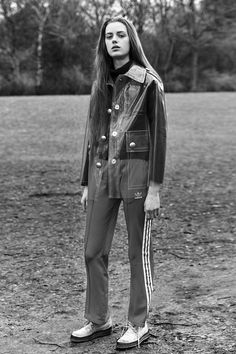 """senyahearts: Esther Heesch by Nicolas Kantor in """"The New Today"""" for Philosophy Magazine #5"""