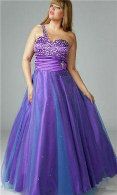 e7720811369 Plus Size Dazzling Plus Size Prom Gown image