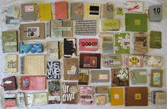 love @elise blaha cripe's mini book collection