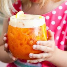 Life Fad: Coconut Peach Lemonade (Non-Alcoholic Summer Drink)