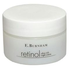- This intensified ultra rich formula provides a deeply penetrating and moisturizing créme for your skin. It helps to restore the moisture to your skin while you sleep, an important restorative period for skin renewal. Smooth Skin, Dry Skin, Retinol Products, Vitamin C Face Serum, Beauty Secrets, Lip Balm, Aloe, Lotion, Moisturizer