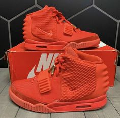Nike Air Yeezy 2 Red October Size 11  fashion  clothing  shoes  accessories   mensshoes  athleticshoes (ebay link) 269dd0d2f