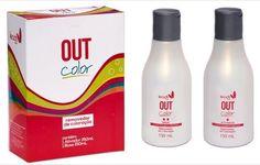 Produto inovador que remove coloração sem danificar o cabelo