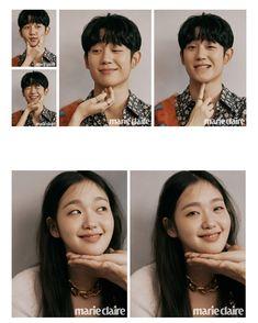 ❤️💛💚 . . . #유열의음악앨범 #김고은 #kimgoeun #金高銀 #คิมโกอึน #キムゴウン #정해인 #junghaein #จองแฮอิน @ggonekim Korean Celebrities, Korean Actors, Celebs, Pre Wedding Poses, Pre Wedding Photoshoot, Teenage Couples, Cute Couples, Couple Posing, Couple Shoot