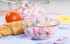 Lehký a chutný salát na léto; Petr Makovička