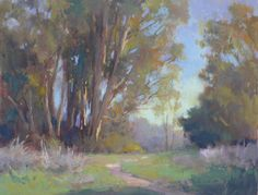 Pastel Pointers | Shades of Green, Part 1 on http://www.artistsnetwork.com