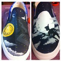 Not Harry Potter, but I need to learn how to paint so I can do this.