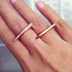 Monica Vinader rings