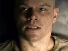 "Matt Damon in ""Elysium"""