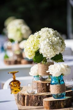 959 Awesome Rustic Wedding Centerpieces Images Rustic Wedding
